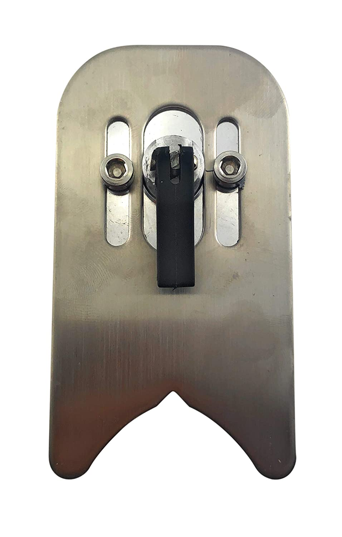 Anbohrlehre 5-40mm PRODIAMANT Anbohrhilfe mit Saugnapf zum sicheren Anbohren auf glattem Untergrund