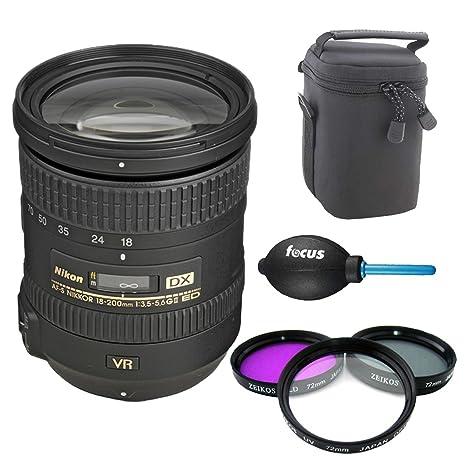 Review Nikon 18-200mm f/3.5-5.6G AF-S