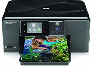 HP Photosmart Premium All-in-One Printer (CD055A#ABA) (Renewed)