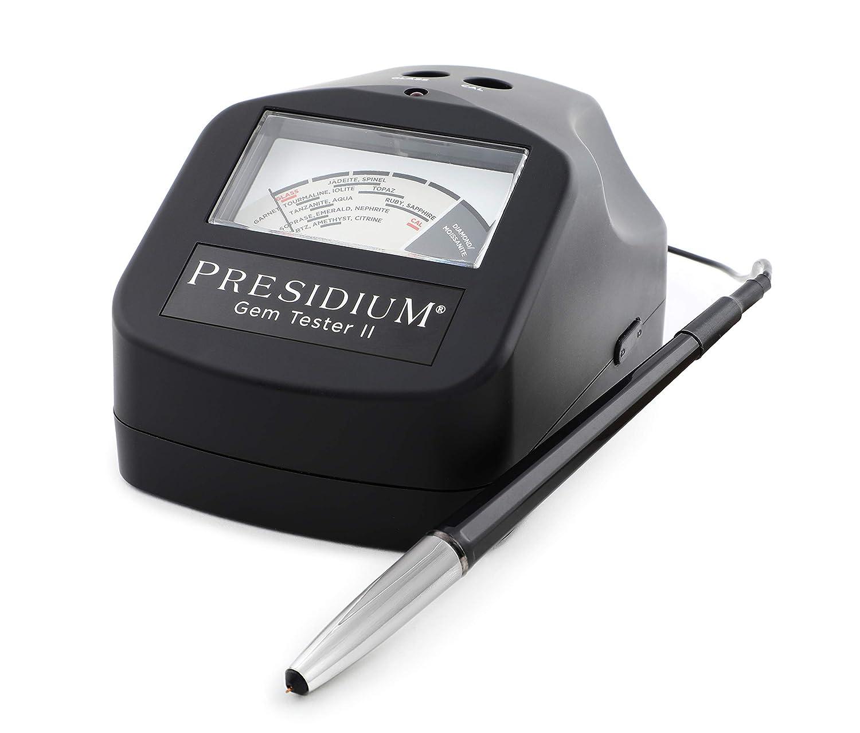 The All-New Presidium Gem Tester II Colored Stones Diamond by Best Jewelry Supply