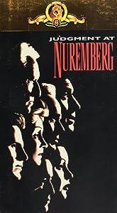 Judgment at Nuremberg [VHS]