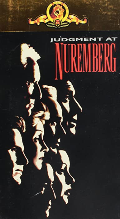 Top 8 Judgement At Nuremberg Mgm Home Video