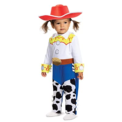 Disney Disguise Baby Girls' Jessie Deluxe Infant Costume: Clothing