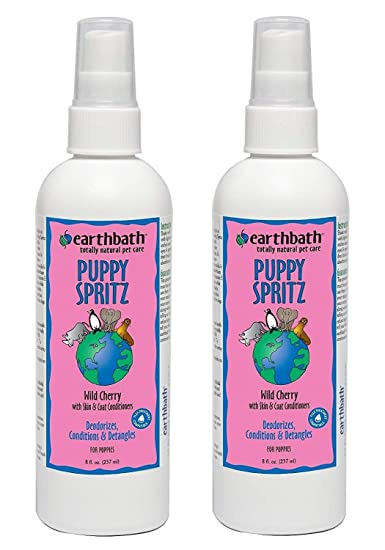 Earthbath Totally Natural Deodorizing Spritz for Puppies