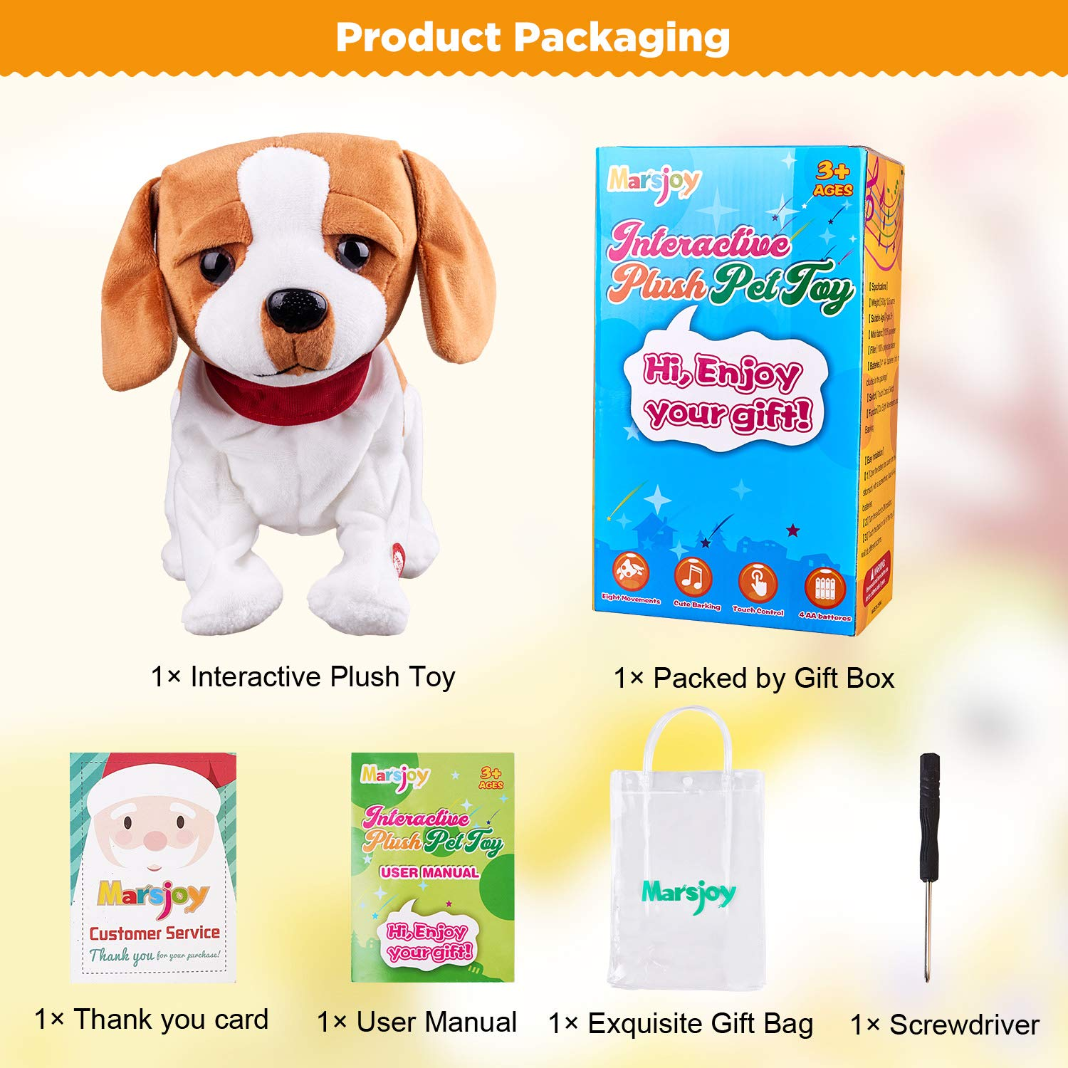 Toys & Games Electronic Pets gaixample.org Bowing Length 12 jingba ...