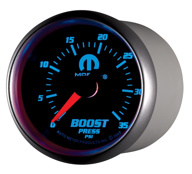 Auto Meter 880011 MOPAR Mechanical Boost Gauge