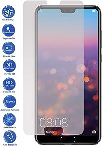 Todotumovil Protector de Pantalla Huawei P20 Pro de Cristal Templado Vidrio 9H para movil
