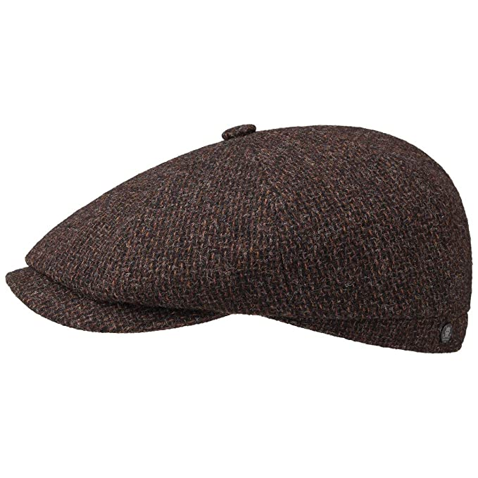 Stetson Gorra Hatteras Wool Rough Hombre - Made in The EU Gorro ...