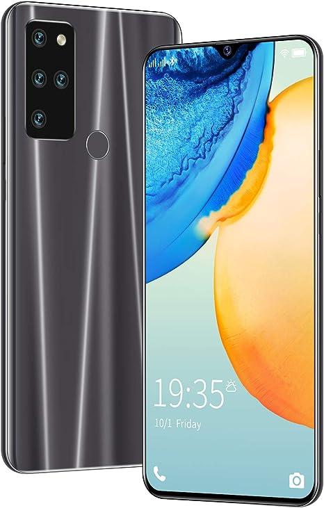- Homranger S23 – 6.3 inch Unlocked Smart Phones DualSIM Android CellphoneHd Quad Lens CameraFingerprint Recognition Mobile Phone 4800mah 8GB 256GB