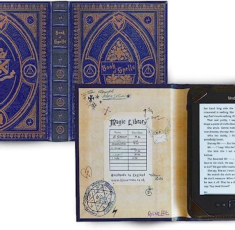Harry Potter - Cubierta para eReader de 15 cm, diseño de libro de ...