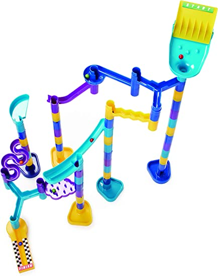 Marble Run MARBLEWORKS® Deluxe Set by Discovery Toys