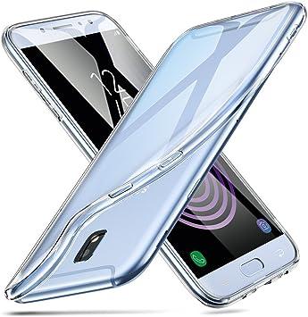 ESR Funda para Samsung J5 2017, Funda Transparente Suave TPU Gel ...