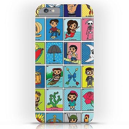 Society6 LOTERIA! Slim Case iPhone 6 Plus