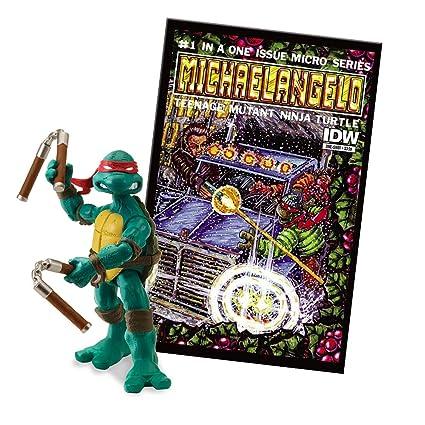 Amazon.com: Teenage Mutant Ninja Turtles, Micro Comic Series ...