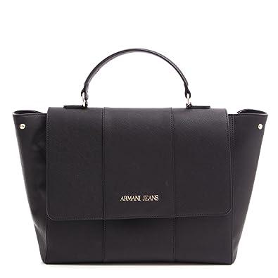 ARMANI JEANS HANDBAG WOMEN BAG TOP HANDLE 922562 CC857  Amazon.co.uk  Shoes    Bags be30780565be9