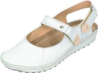 Miccos Shoes–Sandales Femme Pantolette D. Sandales