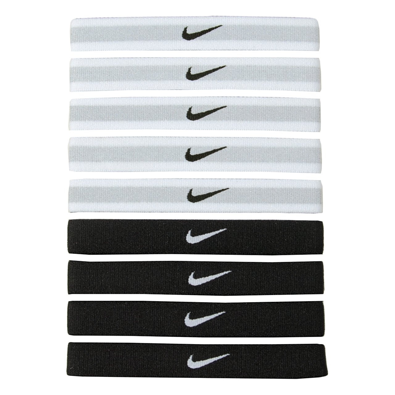 Amazon.com  Nike Sport Hairbands (9pk a6d1f214c127