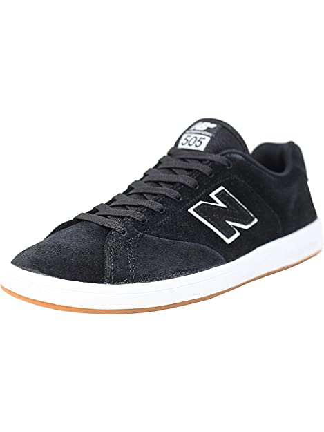 Zapatillas New Balance Numeric: NM 505 Pro Skate BK/WH: Amazon.es: Zapatos y complementos