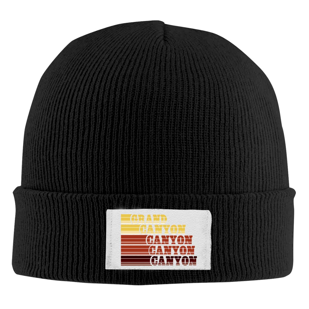 Amazon Com Grand Canyon 1 Knitted Hats Beanie Cap Funny