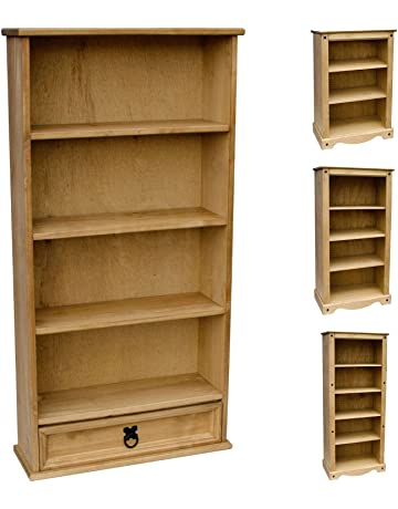 Price3081 Home Discount Corona 1 Drawer Bookcase