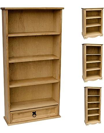 Price3081 Home Discount Corona 1 Drawer Bookcase