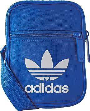 2567152e0 adidas Festvl B Trefoi Bolso, Unisex Adulto, (Azul), NS: adidas Originals:  Amazon.es: Deportes y aire libre
