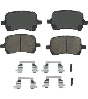 For 2016-2018 Chevrolet Malibu Brake Pad Set Front AC Delco 71666WN 2017