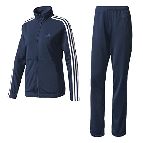 Back2bas Donna Tempo it Amazon Tuta 3s E Ts Adidas Libero Sport 1Sxww6