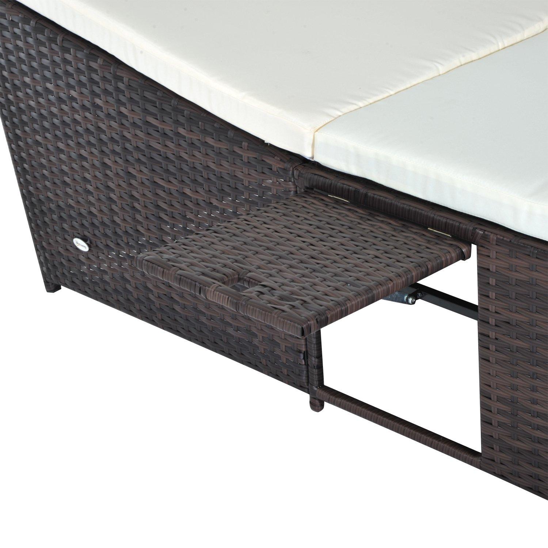 luxe transat 2 personnes id es de bain de soleil. Black Bedroom Furniture Sets. Home Design Ideas