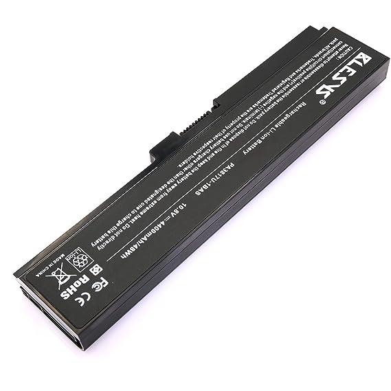BLESYS PA3817U-1BAS Batería Toshiba Satellite L650 L630 L655 L655D L670 L670D L675D L770 L730 L750 L750D P750 P755 Serie Portátiles Batería Reemplazar para ...