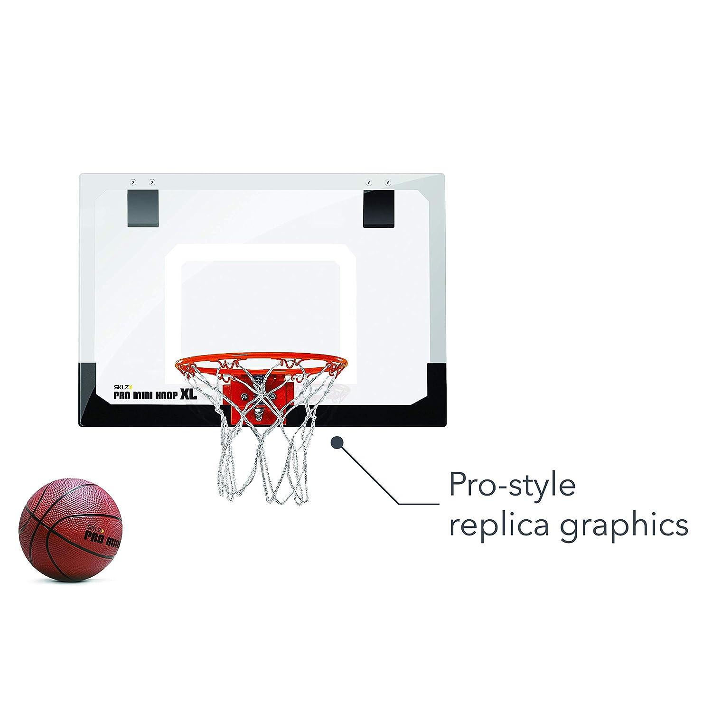 SKLZ Pro Mini Hoop XL - Canasta Interior de Baloncesto: Amazon.es ...