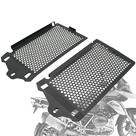 Amazon com: Motorcycle Radiator Guard Protector Grille Grill