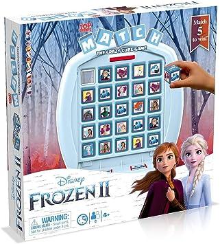 Match Frozen 2 de Top Trumps. Juego de Mesa.: Amazon.es: Juguetes y juegos