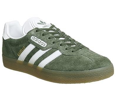 adidas Originals Baskets Gazelle Super Vert Homme licOKh