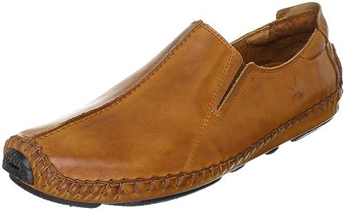 Pikolinos Jerez-3, Mocasines para Hombre, Marrón, 39 EU: Amazon.es: Zapatos y complementos