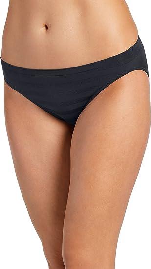 JOCKEY ~ Comfie Matte Shine BIKINI ~ Women/'s Underwear Panty ~ Sz 5 ~ Style 1305