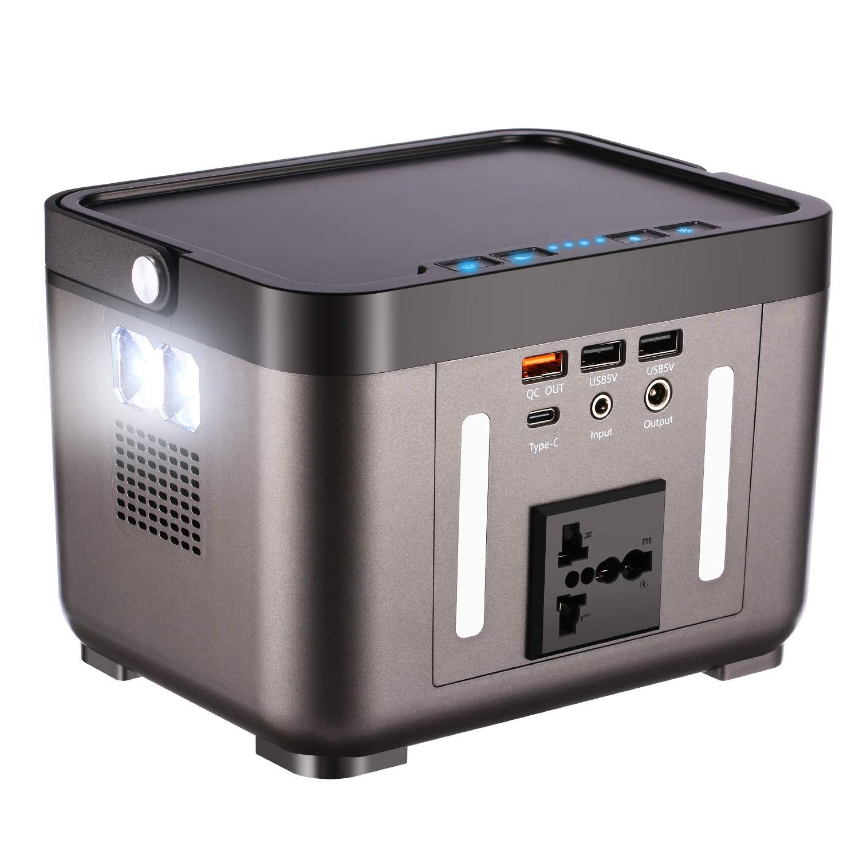 Homdox  222Wh  AC出力200W ポータブル電源