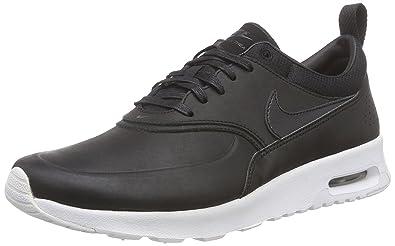 huge discount 081fa 01162 Nike Air Max Thea Premium Wmns Schuhe Damen Sneaker Turnschuhe Schwarz  616723 007, Größenauswahl