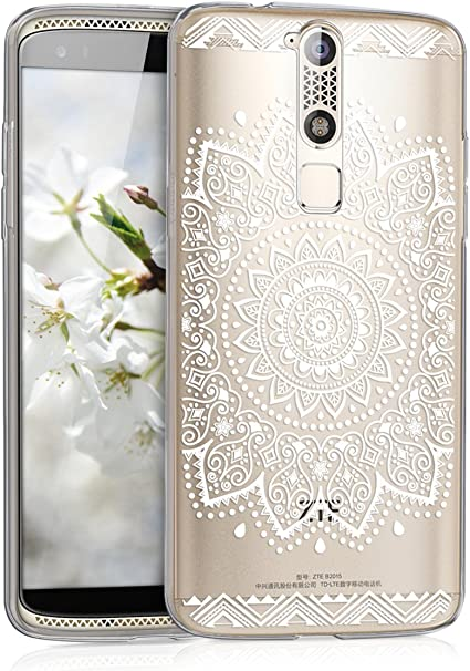 Cover per ZTE Axon 7 mini in silicone TPU trasparente