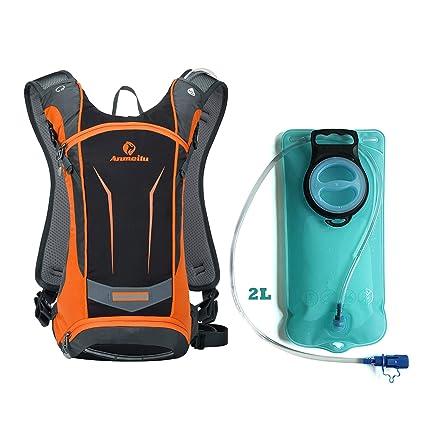 vertast 10L ligero compacto deportes mochila hidratación para ciclismo impermeable senderismo escalada Mochila, mujer,