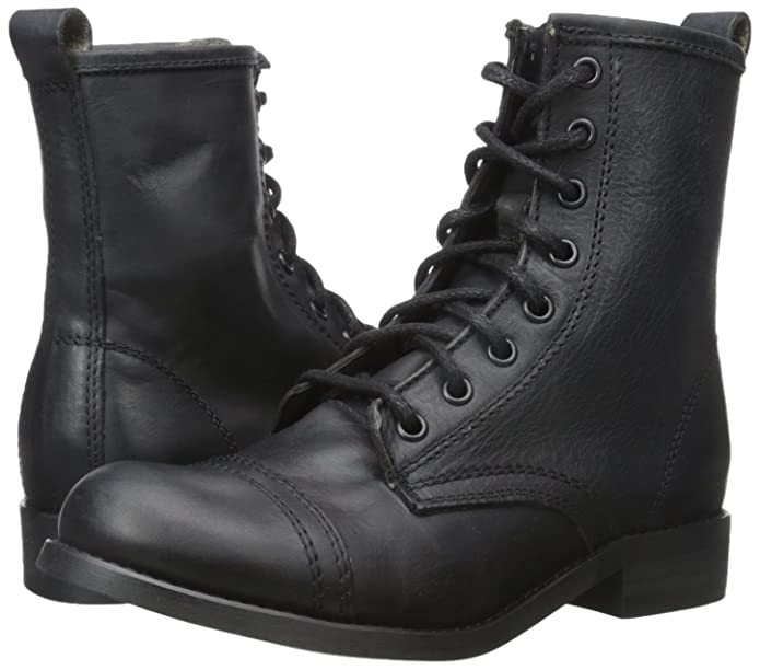 a109f19e428 Amazon.com | Steve Madden Women's CHARRIE Combat Boot | Ankle & Bootie