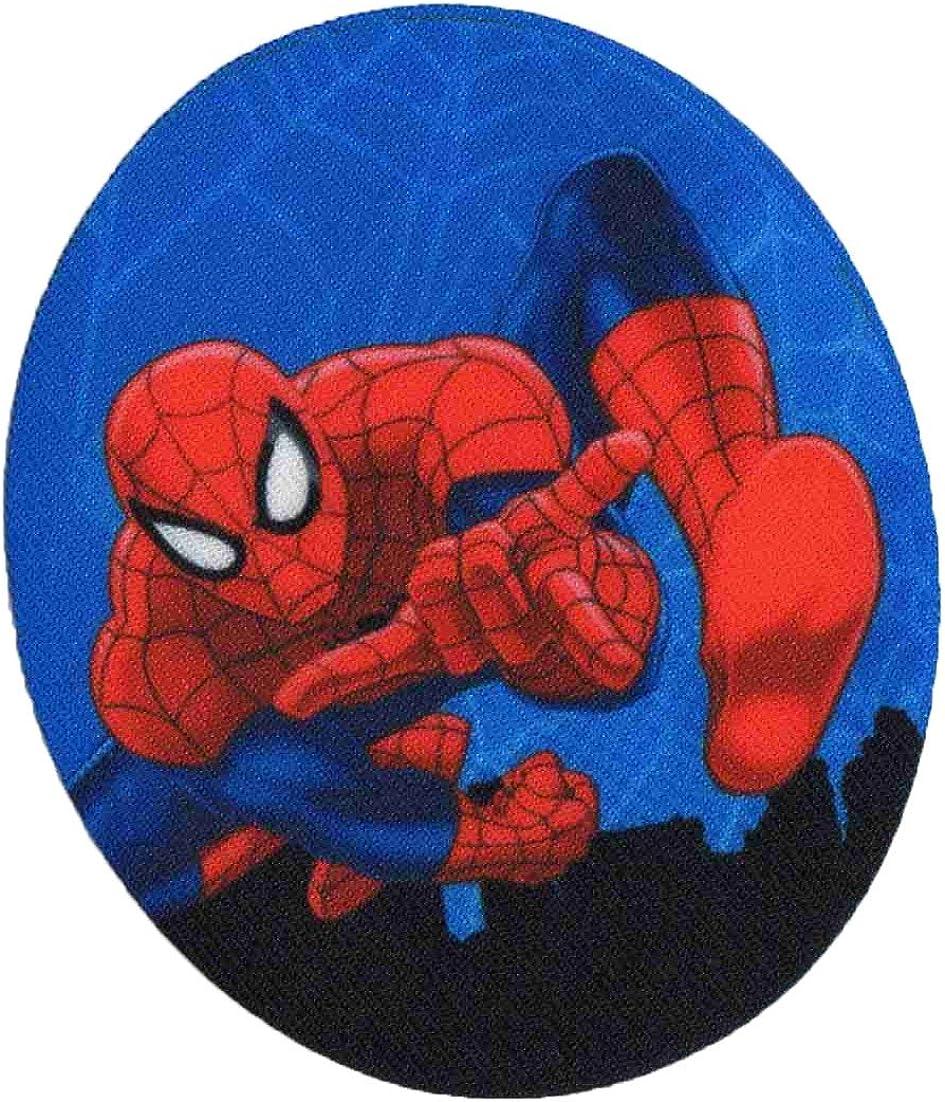 Flicken Aufb/ügler Iron-On Patch SPIDERMAN Fist ca 7,5 x 8,5 cm