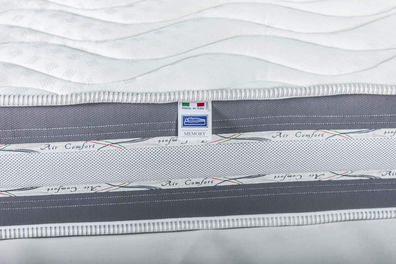 80 x 190 cm Materassimemory.eu Muelles ensacados