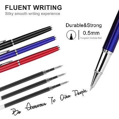 Ballpoint Pen Refills Compatible Office,Home,School Clip Design Super Fast Deliv