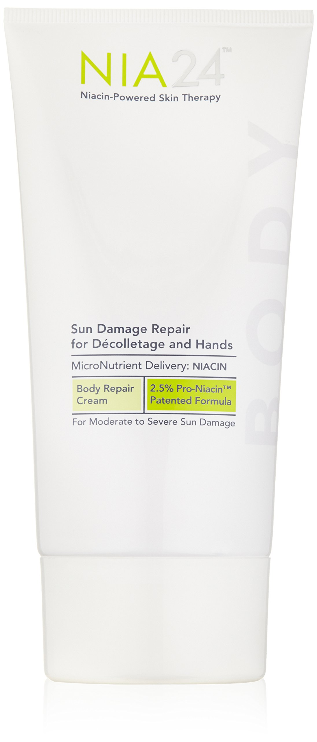 Nia 24 Sun Damage Repair for Décolletage and Hands, 5 fl. oz.