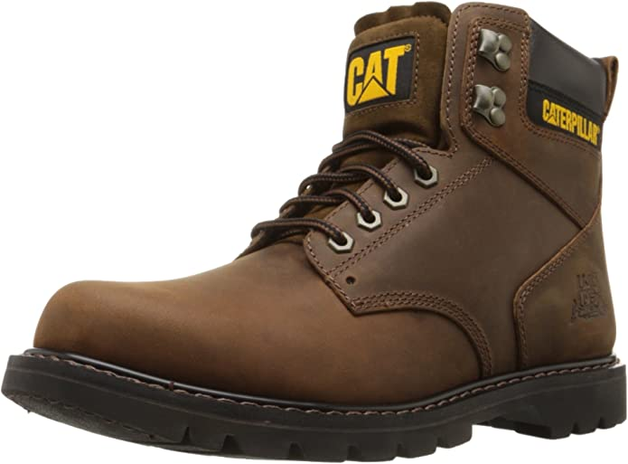 "Caterpillar Men's 2nd Shift 6""Work Boot"