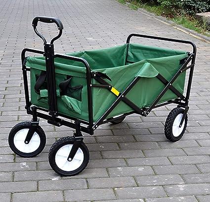 YWXLC Carretillas de Mano Portátil Plegable Mano Empuje Carro pequeño casa supermercado de Cuatro Ruedas Pesca