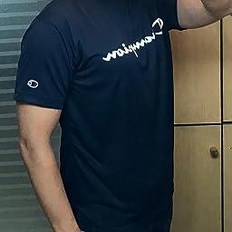 Amazon チャンピオン Tシャツ シーオドレス C8 Rs353 メンズ ブラック 日本 S 日本サイズs相当 Tシャツ カットソー 通販