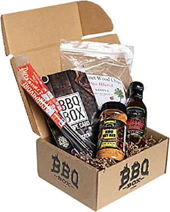 BBQ Box - Hand Selected Barbecue Subscription Box