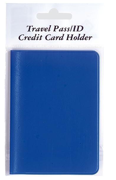 Amazon.com: Soporte para tarjeta de crédito y pase de viaje ...